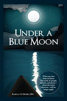 Book Cover - Under A Blue Moon